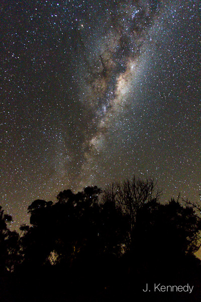This was the image from that session at night that I felt turned out best, I just love that constellation of stars